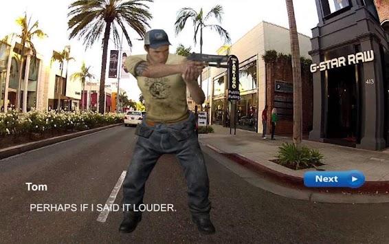 Real Vegas Gangster Hunter apk screenshot