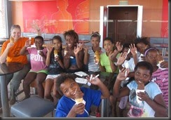 girls club ice cream