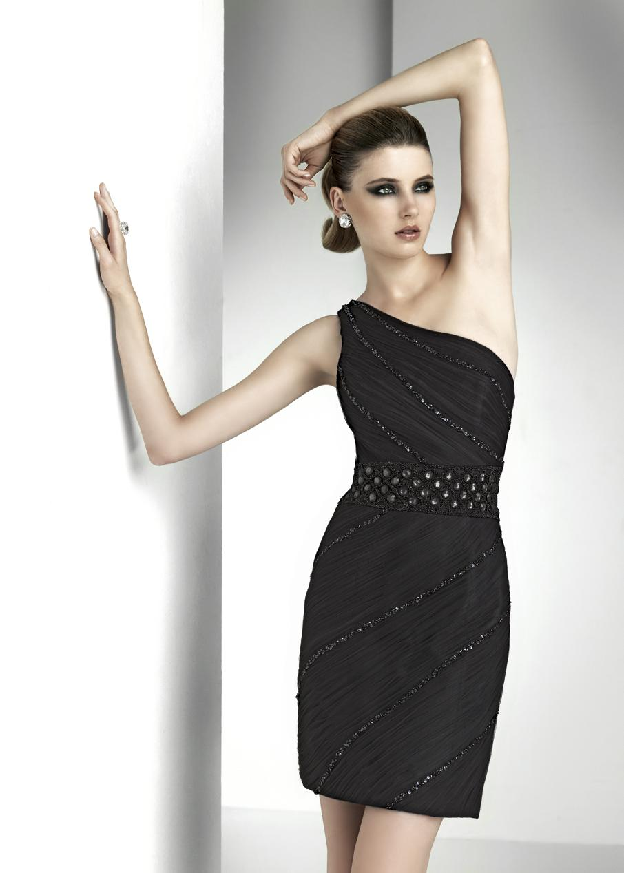 Black Dresses of Pronovias