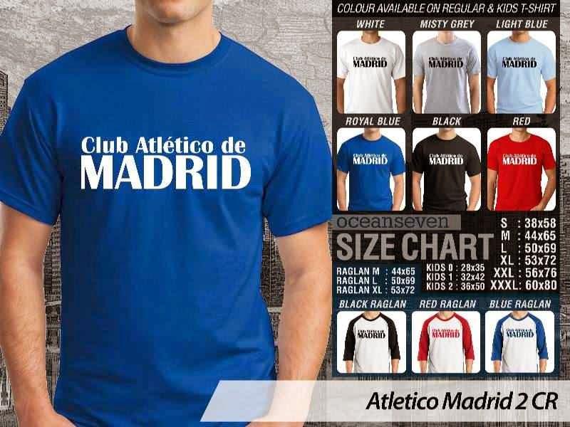 KAOS Atletico Madrid 5 La Liga distro ocean seven