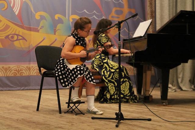 Международной конкурс исполнителей народных инструментов судак