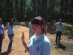 Promesa scout de María