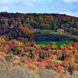 by Doug Hilson - Landscapes Mountains & Hills