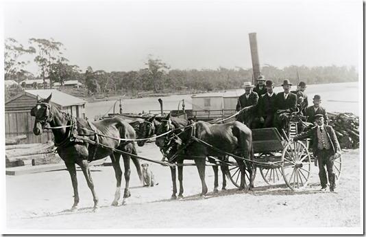 585-Wagon-load