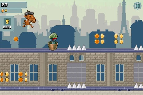 Run Camel Run - screenshot