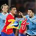 Chile vs. Uruguay en Vivo - Eliminatorias 2014 - CMD
