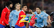 Chile vs. Uruguay en Vivo - Eliminatorias 2014 - CMD