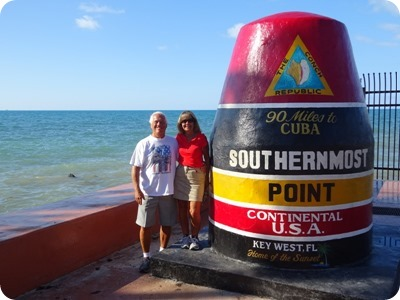 southermost point in USA