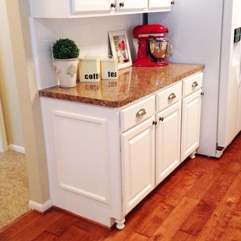 Texas Decor: Adding Decorative Panels To Cabinets