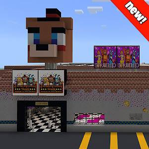 Five nights at Minecraft 1.2