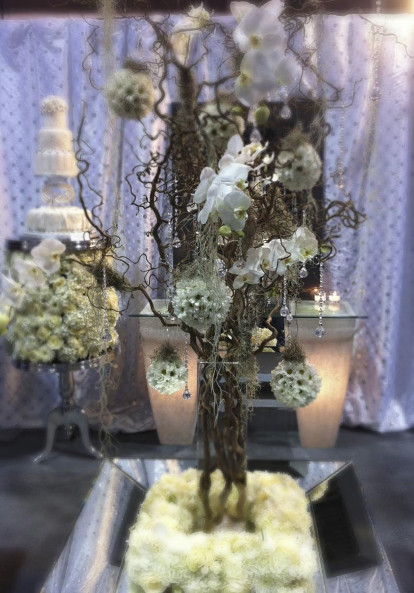 Floral arrangement by Willow