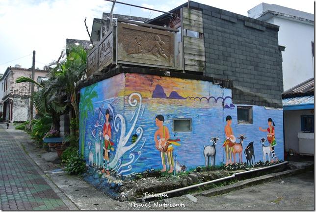 台東比西里岸 幾米彩繪村 (92)