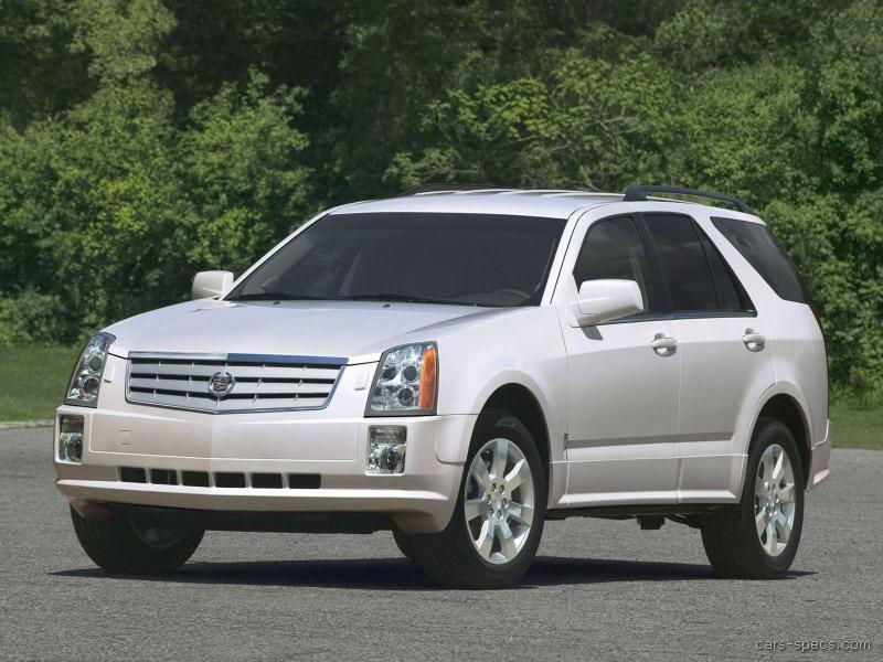 2005 cadillac srx suv specifications pictures prices. Black Bedroom Furniture Sets. Home Design Ideas