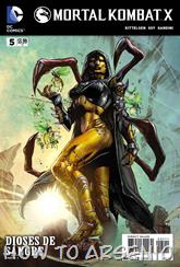 Actualización 14/09/2015: Madder Red nos trae 3 numeros de Mortal Kombat X, del #05 al #07, traduccion der Killing Joke y Maqueta de Wolvi, en una alianza de los blogs LadronCorps y Thunderbolts Corps.