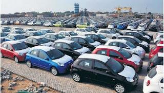 Automobile : La baisse des importations se poursuit