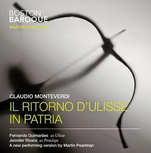 CD REVIEW: Claudio Monteverdi - IL RITORNO D'ULISSE IN PATRIA (Linn Records CDK 451)