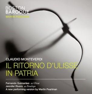 CD REVIEW: Claudio Monteverdi - IL RITORNO D'ULISSE IN PATRIA (Linn Records CDK 451)