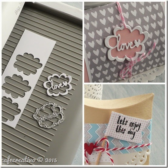 cafecreativo - Craft Asylum - Sizzix Big Shot Plus -  dies - fustelle - bomboniera - favour box - tutorial