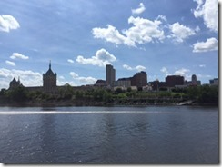 Albany skyline 3