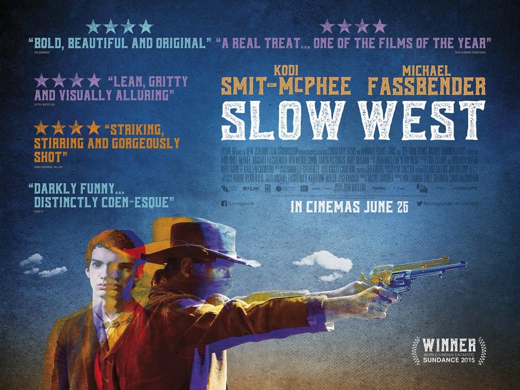 Slow West Wallpaper
