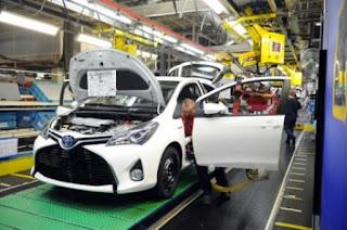 Toyota : 6,5 millions de véhicules rappelés pour un lève-vitre défectueux