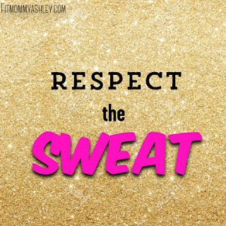 respect, sweat, fitness, healthy, fit, mom, goals, new year, workout, ashley roberts,
