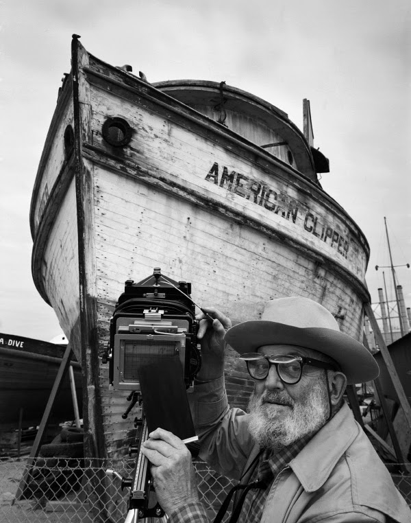 더스트림_Alan Ross, Ansel and the American Clipper, 1975.tif