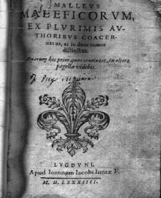 Cover of Montague Summers's Book Malleus Maleficarum