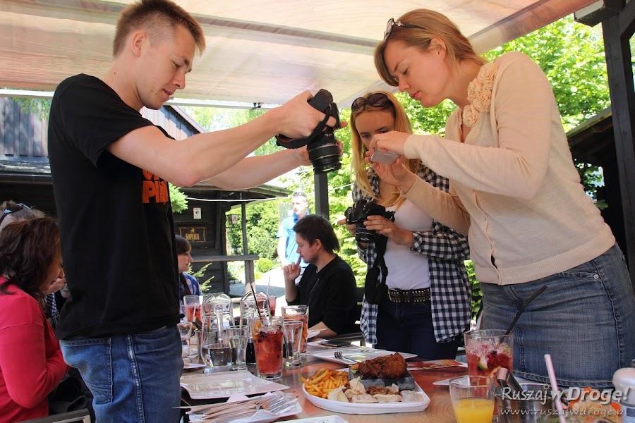 Bielsko-Biała - obiad na szlaku Śląskie Smaki