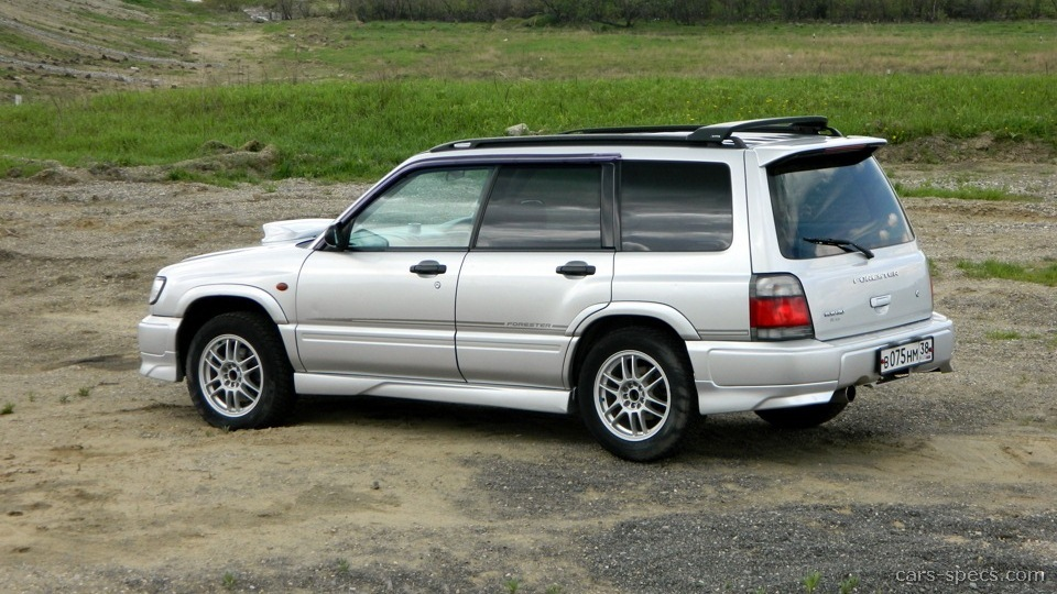 2001 subaru forester wagon specifications  pictures  prices