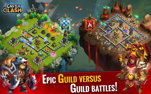 Free Castle Clash: Rise of Beasts APK for Windows 8