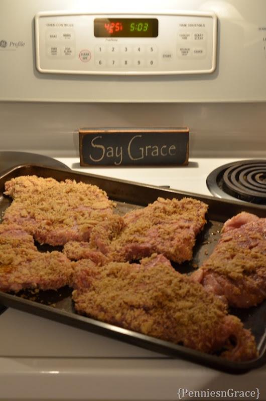 Baked porkchops (2)