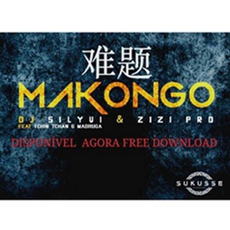 DJ Silyvi & Zizi Pro Feat. Tchin Tchan & Madruga - Makongo (2k15) [Download]
