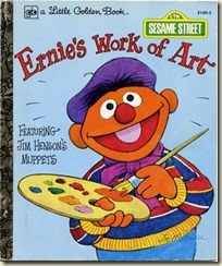 Ernie's Work of Art