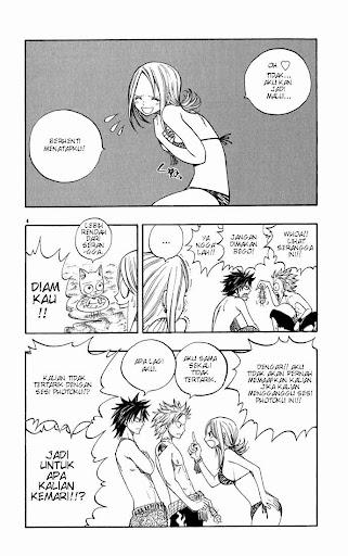 Manga Komik Fairy Tail 22: omake page 4