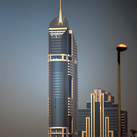 Dubai by Stanley P. - Buildings & Architecture Office Buildings & Hotels ( buildings )