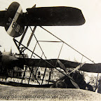 British F.E. 2 (Farman Experimental 2) captured at Blankenberge on 24.6.1918