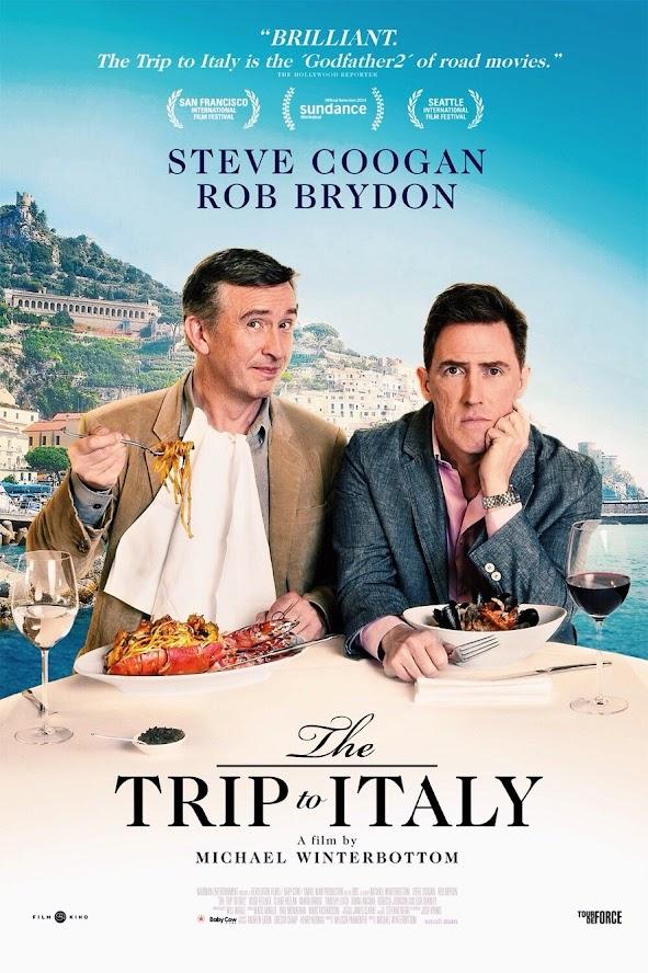 Ταξίδι στην Ιταλία (The Trip to Italy) Poster