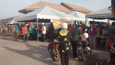 Bazaar Ramadhan Kg. Gajah