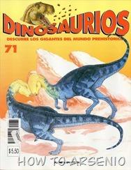 P00071 - Dinosaurios #71