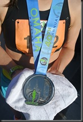 Finisher's Medal with Ribbon...