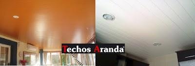 Techos aluminio Moncloa
