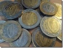 Euros irlandeses