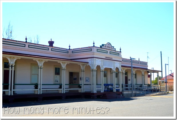 Tropic of Capricorn: Longreach | How Many More Minutes?