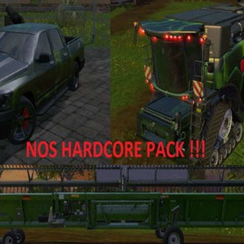 Farming simulator 2015 - NOS HARDCORE v 1.0
