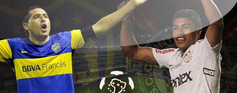 Boca vs. Corinthians en VIVO - Final Copa Libertadores 2012