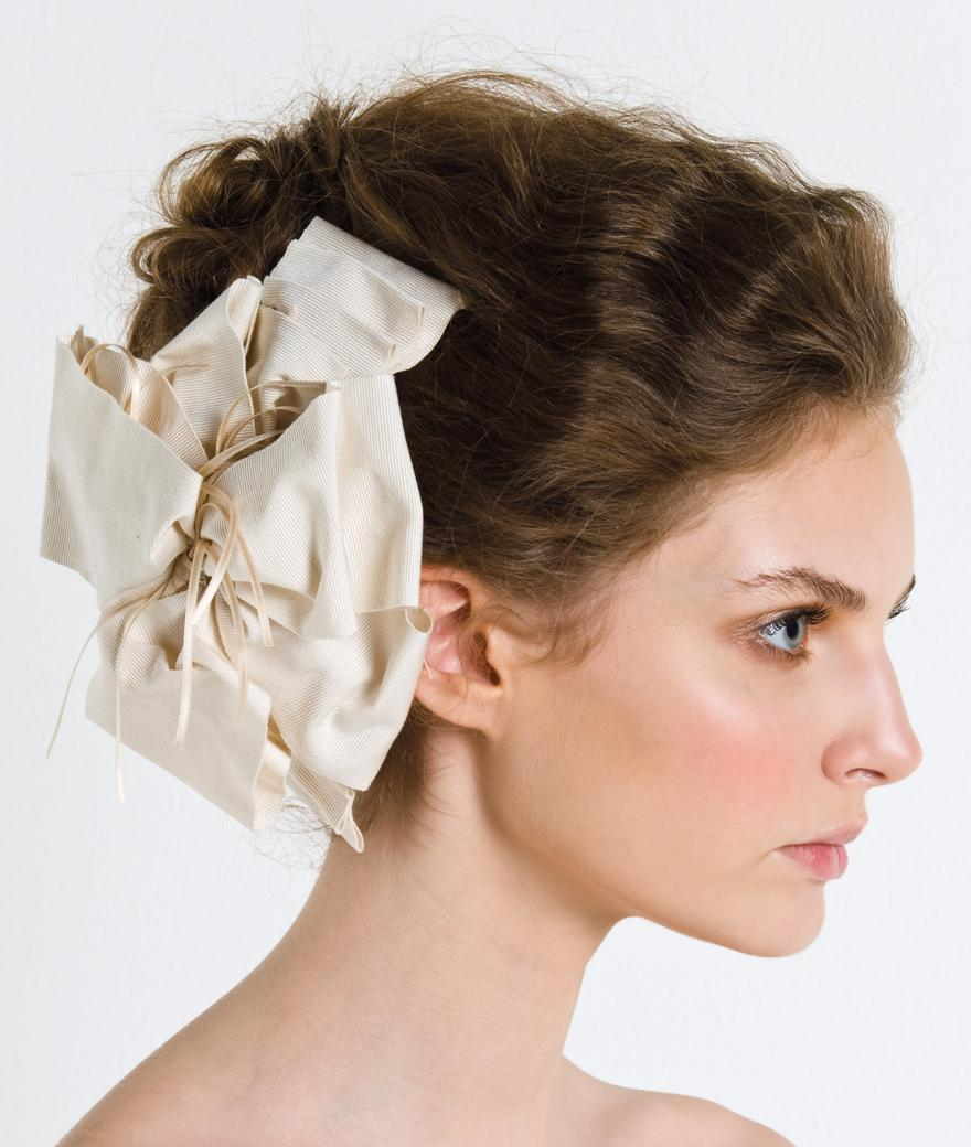 The Max Mara wedding head
