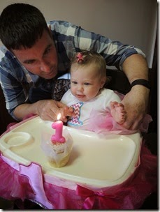 Sienna's First Birthday 065