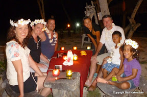 Last night Sundowners at Thanya