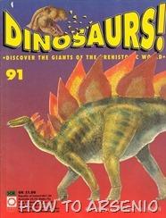 P00091 - Dinosaurios #91